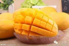 芒果不能和什么一起吃